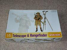 Dragon Telescope & Rangefinder Kit1:6  75022 Sealed Kit Dented box