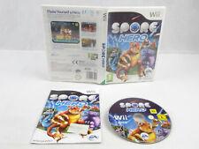 Spore Hero Wii Nintendo Complete PAL