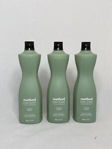 Method Liquid Dish Soap, Rosemary, 18 Fl Oz, Pack of 3