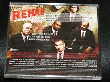 REHAB - Bartender Song - 3 Track PROMO CD w/ Alt Rock Clean + Dirty Mix! RARE!