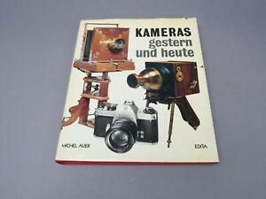 Kameras gestern und heute Michael Auer Edita Heering Verlag Deutsche Ausgabe