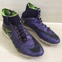 Nike HyperVenom X Kids Football Trainers - 747485-505 - Size Boys UK 3.5, Boots