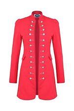 AO Coat Blazer Uniform Lang Stil S - XXXL Military Damenblazer Slim Fit