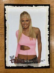 WWF WWE 2004 Fleer Chaos Card Torrie Wilson Hot Diva