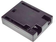 Enclosure Box For Uno R3 Black Plastic Case Compatible With Arduino