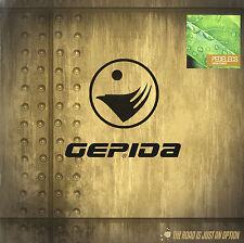 Gepida Prospekt Fahrräder 2009 Pedelecs Fahrradprospekt Broschüre eBike Fahrrad