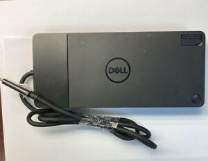 Dell WD19 K20A Docking Station HDMI Dual DisplayPort Black K20A001