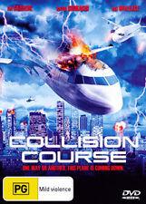 David Chokachi Tia Carrere COLLISION COURSE - PLANE CRASH DISASTER DVD