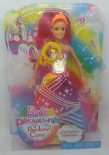 Barbie Dreamtopia Rainbow Cove Light Show Princess Bambola Doll