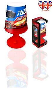 Disney Cars Table/Desk Lamp,Bedside Tables Desks Shelves Lamp,Official Licensed