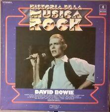 David Bowie Historia De La ROck Spanish Lp