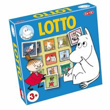 Tactic Moomin Lotto Game - Ages 3 plus 2-4 players