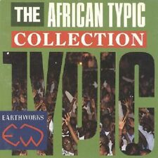 Kamerun : African Typic Collection  Import CD Tropical Dance Music from Cameroon