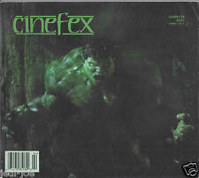 Cinefex #94 The Hulk X2 X-Men United The Core Rare Behind the Scenes Pics