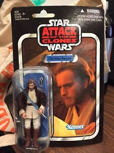 Star Wars The Vintage Collection Obi-Wan Kenobi VC31 2010 Kenner / Hasbro