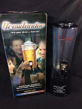 Yuengling Black Brewtender Beer Tower Cooler Bar New! 80oz Led Lighted Pitcher