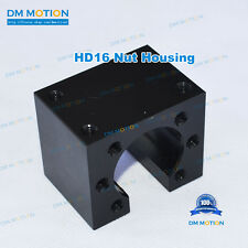 SFU1605 nut bracket RM1605 Ball NUT HOUSINGS open easiest to install CNC parts