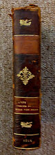 1806 hardbound leather PLAYS OF WILLIAM SHAKESPEARE edited by Manley Wood vol. 2