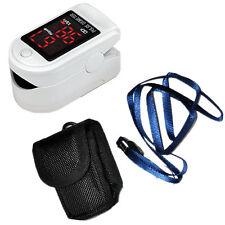 Contec Fingertip Pulse Oximeter - White