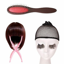 Wig Accessories Set WIG STAND+ WIG CAP+ HAIR COMB