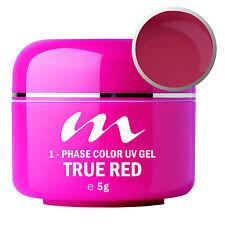 "1-Phase UV-Gel Color  ""True Red""  5g  NEU/OVP Sonderangebot"