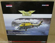 Corgi Westland Wessex HAS.3 XM328 Royal Navy RNAS Portland Hants Helicopter 1:72