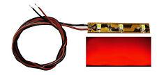Modelo de LED iluminación casa rojo 8-16v AC y DC regulable universalmente