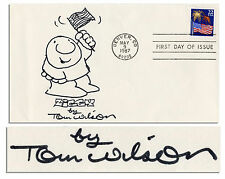 Sketch of His ''Ziggy'' Tom Wilson Cover Signed