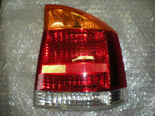 Vauxhall Vectra C 02-08 Amber Rear Light Hatch Saloon O/S Drivers Side 93174904