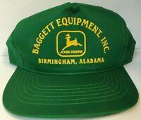 JOHN DEERE TRACTOR PRODUCTS Trucker Hat Snapback Cap never worn