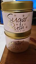 LILY Flame Sugar Rush NUOVO CANDELA TIN Venditore Nuovo di Zecca Ufficiale