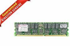 Kingston 2GB (2 x 1GB) 184-Pin DDR SDRAM ECC Registered DDR 266 KTD-PE2650
