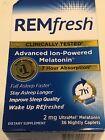 REMfresh UltraMel Melatonin Advanced Sleep Caplets, 2mg, 36 ct Exp 05/23