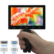 "Portable 5"" IPS LCD Monitor HDMI Screen for Ourdoor Working PC Camcorder Display"