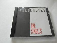 Pretenders - The Singles (CD Album) Used Very Good