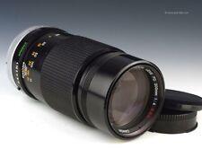Canon FD 200mm F/4 S.S.C.