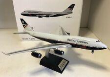 British Airways Boeing 747-436 G-BNLY Landor 1/200 scale diecast Inflight/B