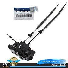 GENUINE Door Lock Actuator FRONT RIGHT for 07-09 Hyundai Santa Fe OEM 813202B010