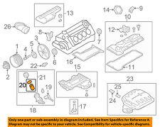 BMW OEM 08-13 M3 Engine-Oil Filter 11427837997