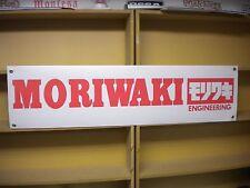 Moriwaki BANNER Motorcycle Tuning Classic Workshop Garage Kawasaki KZ1000 Z1