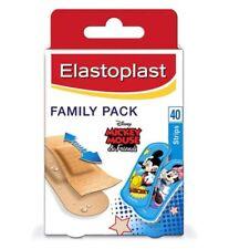 Elastoplast Disney Family Pack Plasters x 40 Plasters