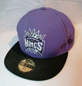 new era 59fifty sacramento King's size 7 5/8  (60.6 cm) - Cap - Hat - basketball