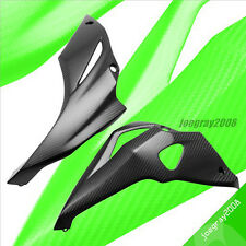 RC Carbon Fiber Belly Pan Lower Side Fairings KAWASAKI Z1000R Z1000 14 15 16 17