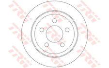 TRW Juego de 2 discos freno Trasero 285mm JEEP WRANGLER CHEROKEE DF6386