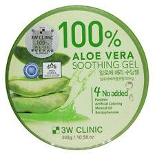 [3W CLINIC] Aloe Vera Soothing Gel 100% 300g NEW 2017 - Korea Cosmetics