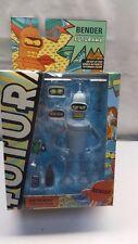 Toynami FUTURAMA Bender series 9 2011 reissue NIP