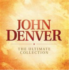 John Denver Ultimate Collection CD UK Edition As TV Advertised All His Hit Songs