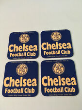 Chelsea Football Programme Collectors Great New COASTER Set