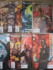 The GREAT TEN : COMPLETE 9 ISSUE DC 2010 SERIES by BEDARD + TONY McDANIEL art
