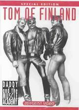 DADDY AND THE MUSCLE ACADEMY - THE ART, LIFE AND TIMES OF TOM OF FINLAND NEW DVD
